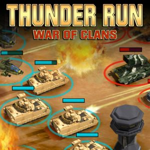 Online Strategy War Games - Thunder Run