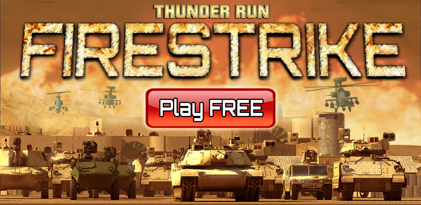Online Strategy War Game - Firestrike