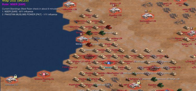 Thunder Run Map Updates
