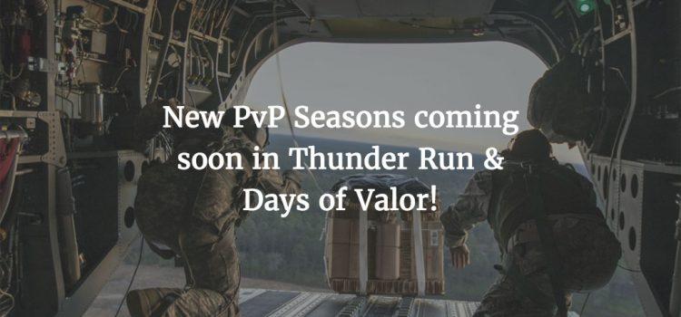 Thunder Run Season 6 Reminder