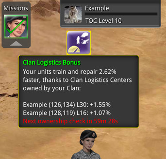 Firestrike: Quarries, Clan Logistics, and More