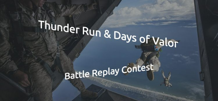 Battle Replay Contest Almost Over!