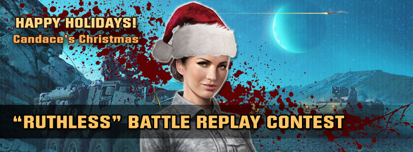 This image has an empty alt attribute; its file name is 20201225_tr_ruthless_battle_replay_contest_christmas.jpg